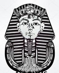 Carved Sphinx Necklace (preorder)