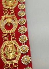 Shrine Chain Collar Semi Deluxe