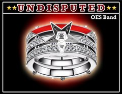 Crested OES Ring