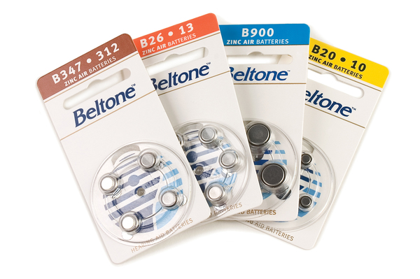 Size 312 B347 (Batteries 8 Cell Pack)