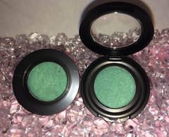 Crème de Menthe Frosted Organic Pressed Eye Shadow