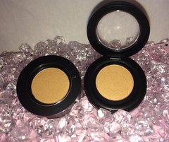 Vanilla Latte Frosted Organic Pressed Eye Shadow