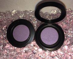 Violet Shimmer Matte Organic Pressed Eye Shadow