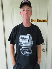 dan bought the first tillicum drive in tee with a credit card from nanaimo bc