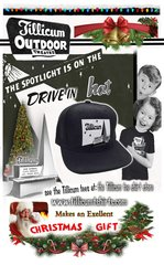 All new complimentary Tillicum OutDoor Theatre Hat