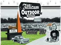Tillicum Outdoor Theatre 2018 wall calendar