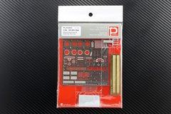 1/25 C6 ZR1/Z06 Photo Etched Detail-up Parts Set