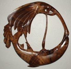 "Circle of Life ""Bird & Bone"""
