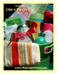 Lime In the Coconut Patio Gift Set