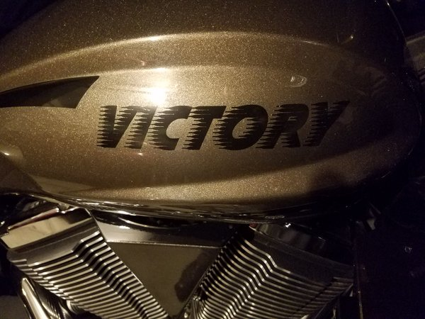 Victory Tank Decal Vehicle Decal Custom Make Your Own