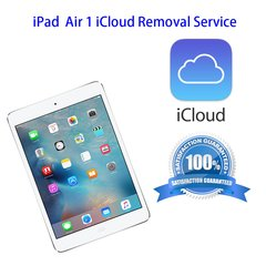 iPad Air 1 iCloud Removal Service