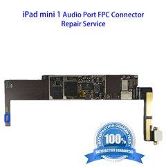 iPad Mini 1 Audio Port Connector Repair Service