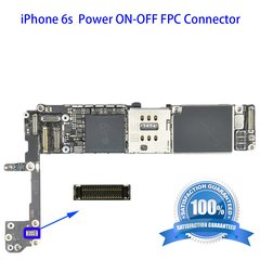 iPhone 6s Power ON-OFF FPC Connector