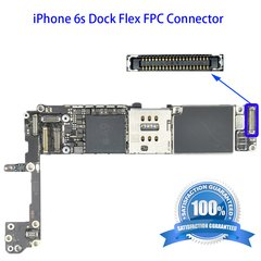 iPhone 6s Dock Flex FPC Connector