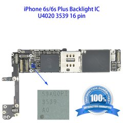 iPhone 6S 6S Plus Backlight LCD Light Control 16 PIN IC Chip
