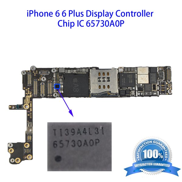 Iphone  Touch Ic Chip