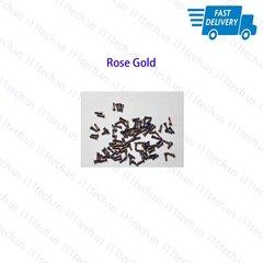 100 pcs Pentalobe Bottom Dock Repair Screws Rose Gold For iPhone 6, 6PLUS, 6S & 6S PLUS