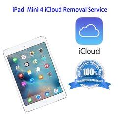 iPad Mini 4 iCloud Removal Service