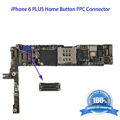 iPhone 6 PLUS Home Button FPC Connector