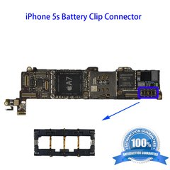 iPhone 5s FPC Battery Clip Connector