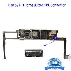 iPad 5 /Air1st Gen Home Button FPC Flex Clip Plug Connector