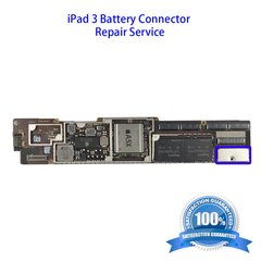 iPad 3 Battery FPC Connector Repair Service