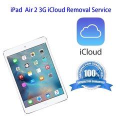 iPad Air 2 (3G) iCloud Removal Service