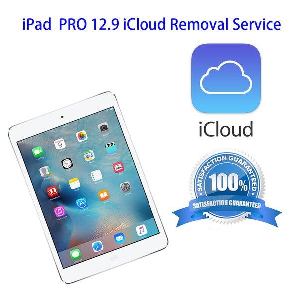 iPad PRO 12.9 iCloud Removal Service