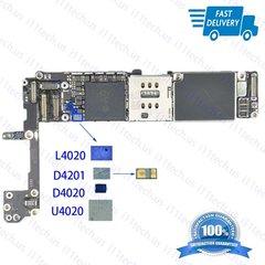1x Backlight Repair U4020 IC Coil L4020 Diode D4020 Diode D4201 iPhoneSE