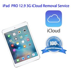 iPad PRO 12.9(3G) iCloud Removal Service