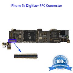 iPhone 5s Digitizer FPC Connector