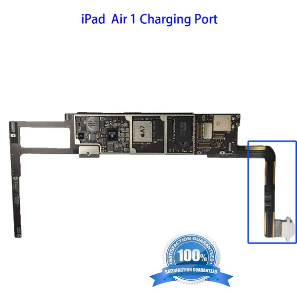 how to clean ipad charging port