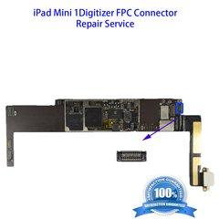 iPad Mini 1 Digitizer FPC Connector Repair Service