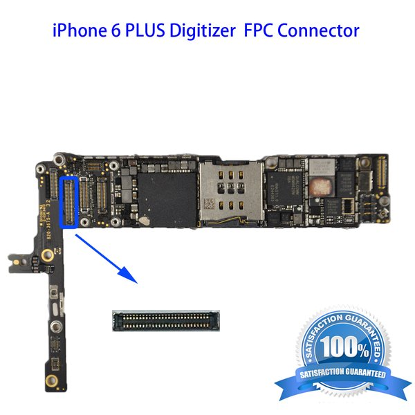iphone 6 connector iphone 6 plus digitizer touch fpc connector i11 tech inc 11312