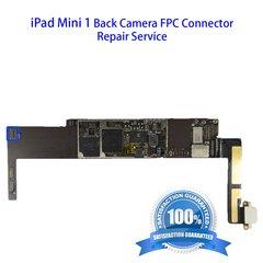 iPad Mini 1 Back Camera Repair Service