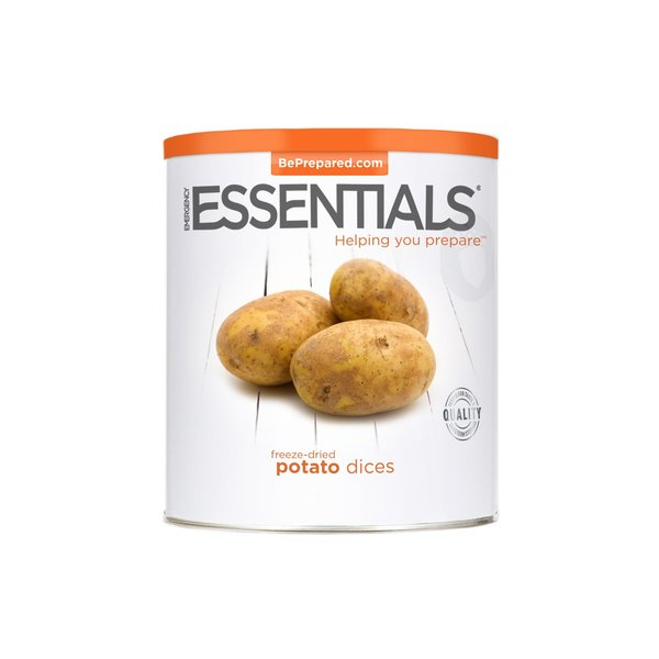 Freeze Dried Potato Dices