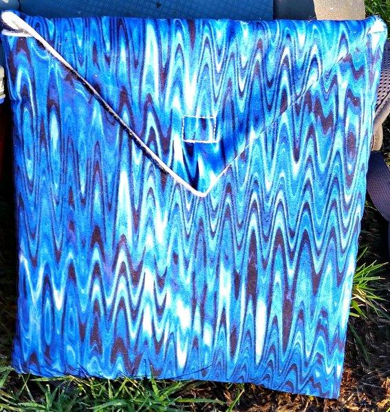 Blue Wave Cozy