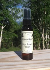 Bugs Away! A Natural Insect Repellent