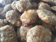 Coconut Breeze Granola Cookie Bites