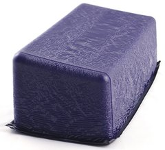 "Chest Roll Contoured Medium  16"" x 6-1/4"" x 5"""