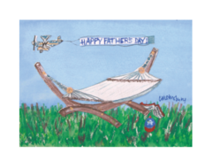 Father's Day Hammock