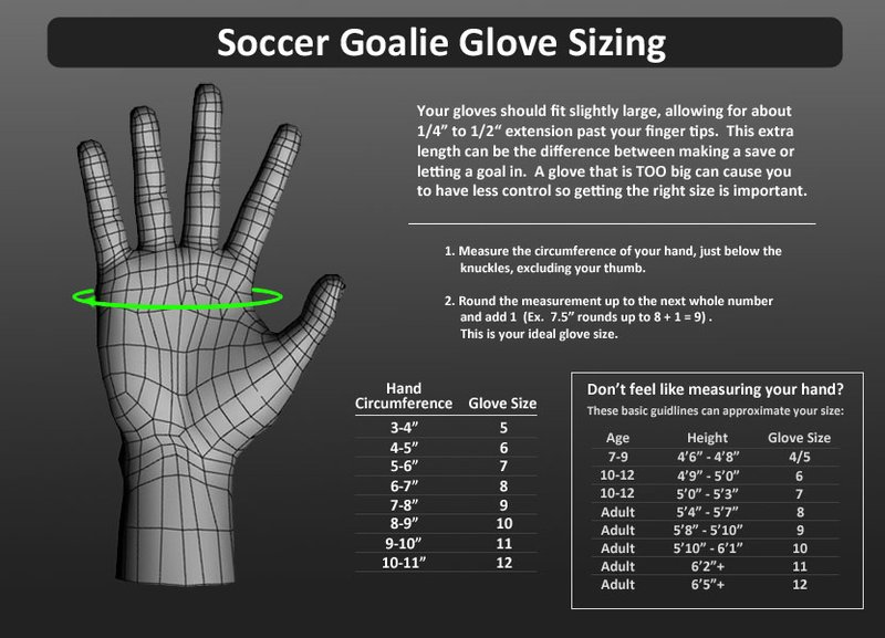 ... glove size for you! Since different types of models we offer have  unique fits  wide or narrow 9fbb33840