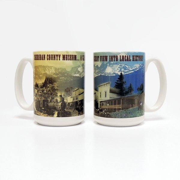 Museum Beverage Mug
