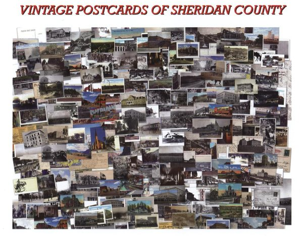 Vintage Postcards of Sheridan County