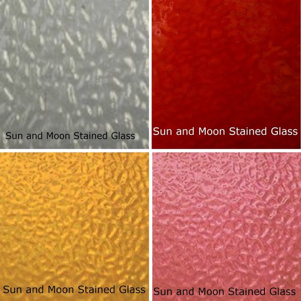 Wissmach Stained Glass Sheet Pack A