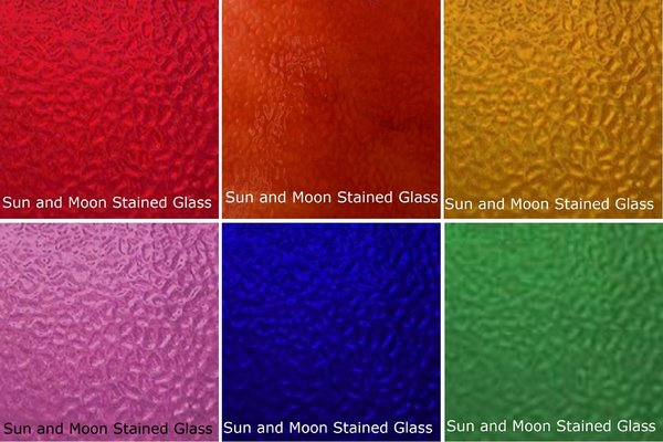 Image Or The Color Texture Of Glass Also All Sheets Are Hand Cut And Their Dimensions Can Vary By Up To 1 8 Expect A Chipped Corner Side