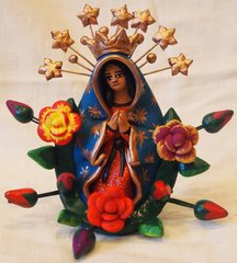 Our Lady of Guadalupe with Stars