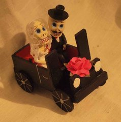 Wedding Jalopy
