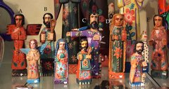 Wooden Saints - Medium