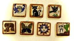 Tiles from Tonala - Small